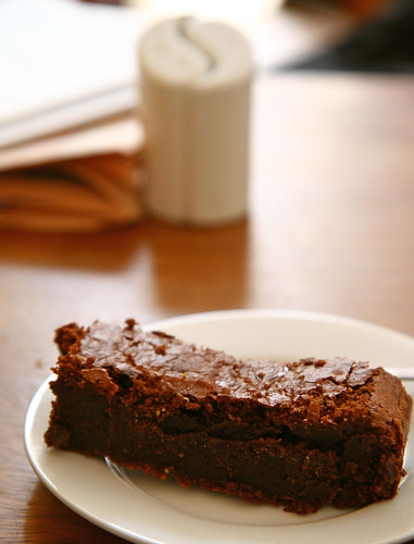 belgian brownie