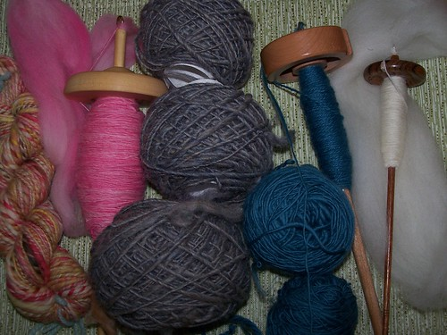 Tour de Fleece 7/36/2010 - Final day