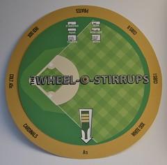 Wheel-O-Stirrups