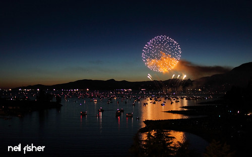 Vancouver's Celebration of Light