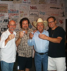 Billy Bob's Texas with Entertainment Director, Robert Gallagher