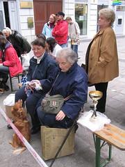 photoset: Bezirkskultur Magareten: Mischlingshundewettbewerb