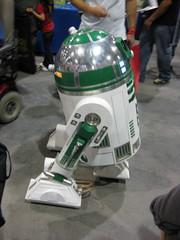 Green R2D2