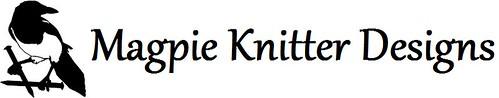 magpie knitter designs logo