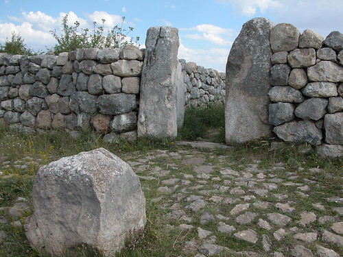 DSCN0961 Hattusas, Yerkapi