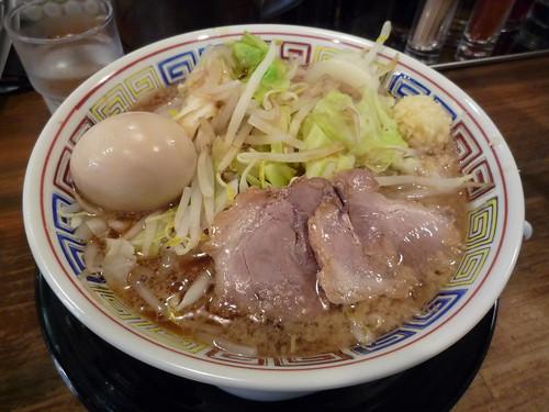 麺屋ゼロワン - ガッツリラーメン