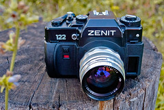 zenit 122 (Julia K-a) Tags: camera lens zenit 122