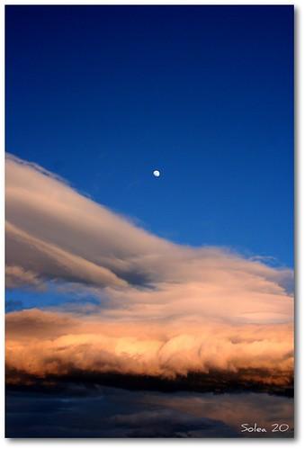 Le lit de la lune