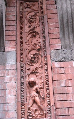 Terra Cotta Panel, 23 Leroy Street