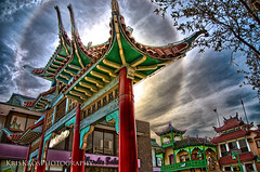 a piece of china in los angeles (Kris Kros) Tags: photoshop bravo hdr kkg photomatix kriskros 5xp kkgallery