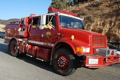 CAL FIRE - INTERNATIONAL TYPE III  FIRE TRUCK 4291 (Navymailman) Tags: california truck fire agua forestry engine brush cal crown protection department acton dulce cdf