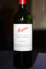 Penfolds Private Release 2007 Shiraz Cabernet