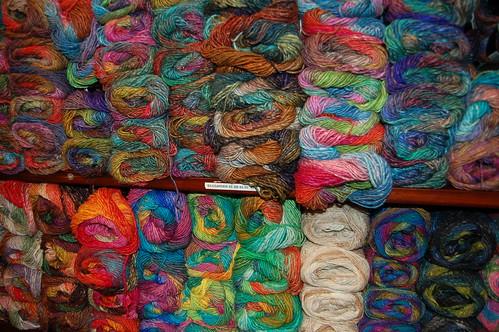 Sommerfuglen yarn shop