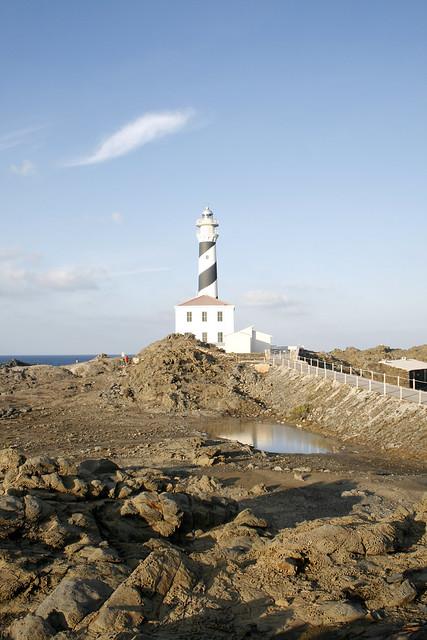 Faro de Favàritx