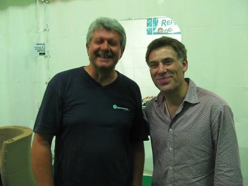 Angelo Tordini & Peter Bernstein
