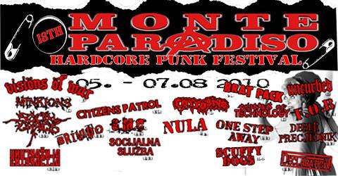 Monte Paradiso festival 2010.