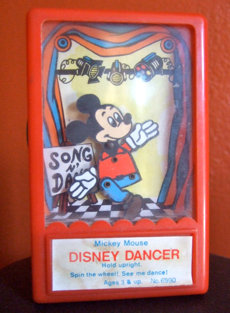 8.2.10 Disney Dancer