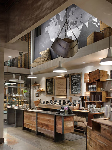 Cool Coffee Culture style & interior design ideas that work for a coffe house, cafe, coffee shop or your own living space.