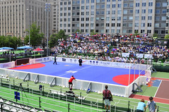 the stadium in DC (courtesy of Street Soccer USA)