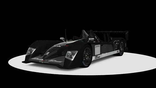 Audi R10 TDI Stealth Model