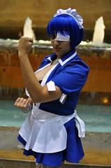 100801-1399 Otakon (WashuOtaku) Tags: anime cosplay otakon baltimoremaryland baltimoreconventioncenter ryomou ikkitousen battlevixens ryomoushimei   otakon2010 otakon17