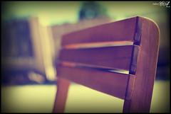 [31/365] No idea ^^ (Cdric A. Photographie ) Tags: old france photoshop jaune chair nikon bokeh perspective processing provence f18 couleur chaise sud vaucluse photshop carpentras project365 cs5 nikkor35mm d3000 photopriseavecd3000 photopriseavecnikon