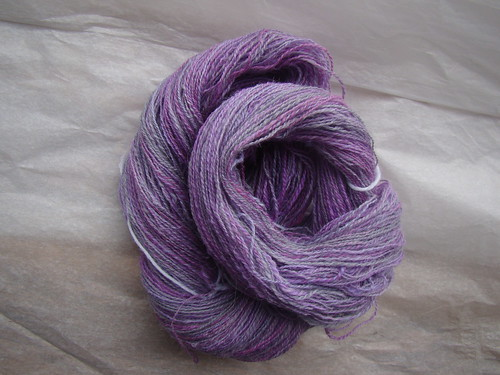 The Last Unicorn - Handspun