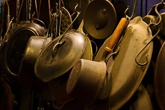 Years of Cooking & Family Dinners (Lathkill96) Tags: family home friendship memories warmth pots potsandpans pans
