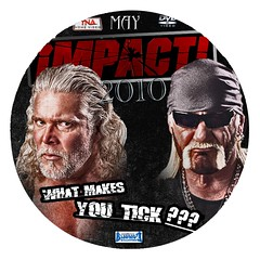 TNA Impact 2010 6 May DVD Label (kikobluerose) Tags: aj dvd action wrestling sting impact styles covers hulk hogan total nonstop abyss unofficial tna