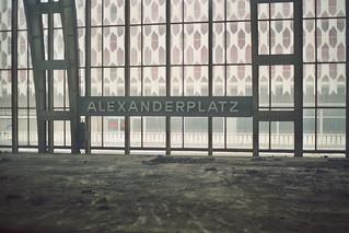 ALEXANDERPLATZ 1995