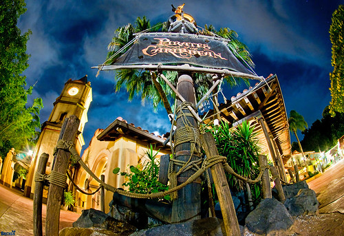Walt Disney World - On Stranger Tides