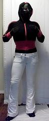 74 (Lara-Lee Lovedoll) Tags: leather female fetish tv doll mask boots bondage rubber crossdressing gloves heels latex corset gag layers tight bound nylon wetsuit catsuit pvc lovey enclosure feminization rubberdoll zentai breathplay
