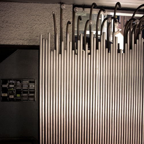 Pipe Light Organ