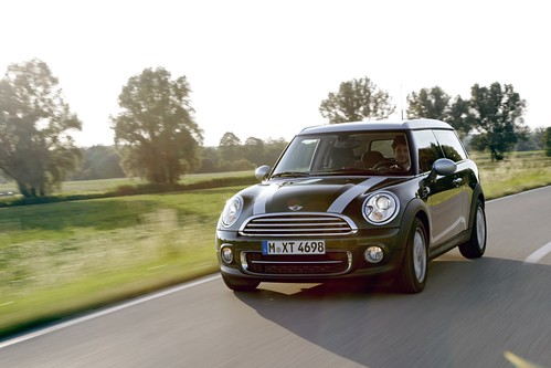 MINI Clubman Cooper D in BRG II