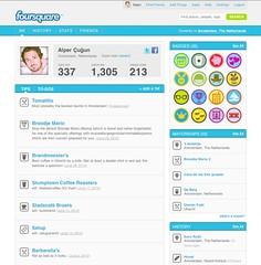 foursquare :: Alper Çuğun