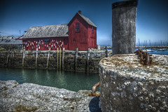 Motif Number 1 (Frank C. Grace (Trig Photography)) Tags: ma pentax newengland number hdr rockport k7 motif1 photomatix