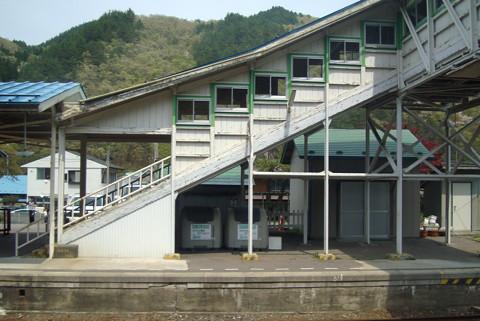 山田線・岩泉線 茂市駅