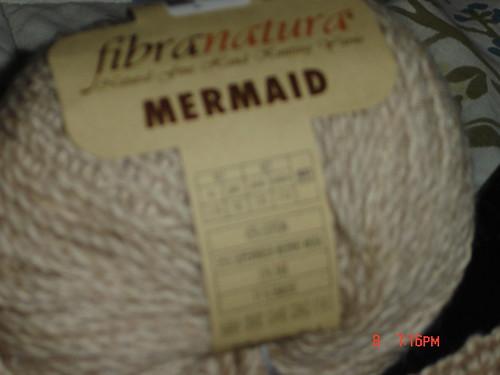 Fibernatura Mermaid - LeitMotif Cardigan