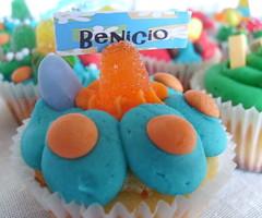 cumpleaos (tangerina cakes!) Tags: cupcakes colores cumple cumpleaos infantiles dulcedeleche variedad dadelnio vainilla cupcakespararegalar