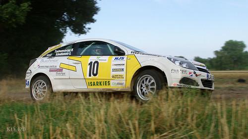 Opel Astra H Gtc. Opel Astra H GTC // Alois Scheidhammer - Willi Trautmannsberger