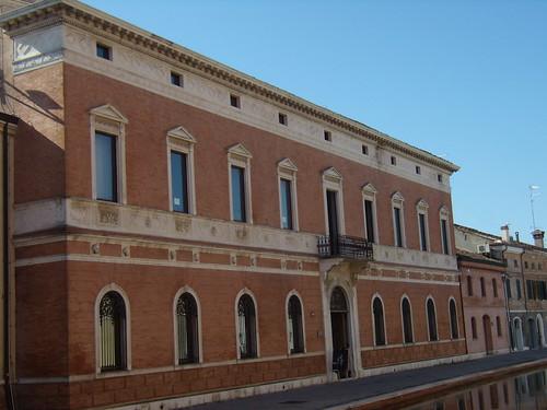 Comacchio - Palazzo Bellini