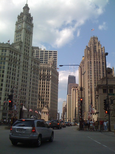 Downtown Chi-town