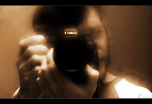 Myself... and my Canon ofcourse: )
