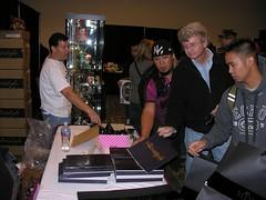 Vinyl Toy Network 2007 Winter Show (DesignerCon) Tags: winter toy designer vinyl network con 2007 dcon vtn mindstyle
