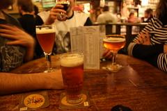 Cerveja em Amsterdam