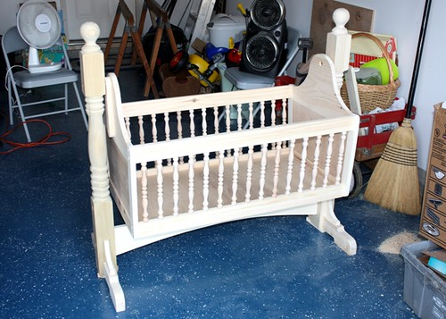 baby cradle days 9-11