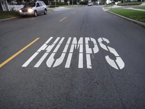 Humps.