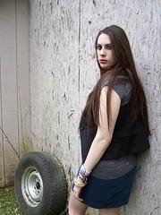 Rayna April 17th 2010 115 (Amber Hogue) Tags: portrait outside model backyard