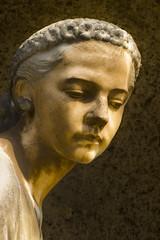 IMG_8198_1 (L I C H T B I L D E R) Tags: friedhof cemetery statue kln christianity spirituality mystic grief trauer melaten statueface