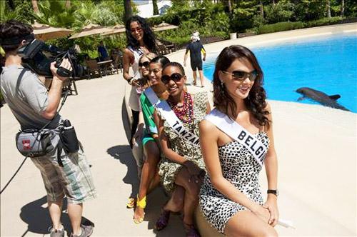 Miss Universo 2010 en Las Vegas